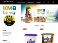 KMB barvy, s.r.o.