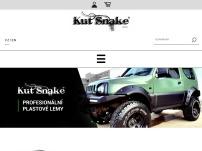 Kut Snake Czech : lemy blatníků pro offroad vozy