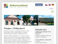 Městská knihovna Přibyslav