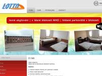 LOTTO ubytovací zařízení