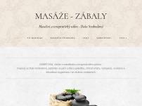 Masážní a terapeutický salón – Daša Svobodová