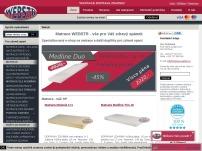Matrace Webstr – vše pro zdravý spánek