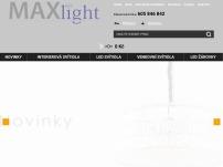 Svítidla MAXlight