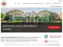 Domov pro seniory Mikuláškovo nám., příspěvková organizace