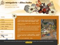 Dagmar Škarbanová – minigalerie Daška