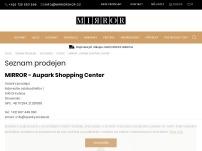 MIRROR - Aupark Shopping Center