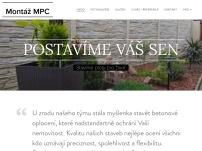 Montáž MPC