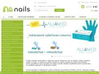 NEHTOVÉ-PRODUKTY.CZ – nehty, gelové nehty, laky na nehty, UV gely