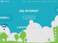 Nej internet Czech
