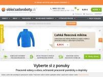 Oblečsadoroboty.sk