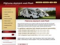 Půjčovna obytných vozů – Pavel Slanec