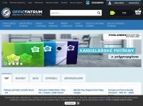 OFFICENTRUM – papírnictví, kancelářská a výpočetní technika, lepidla, drogerie