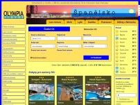Cestovní agentura Olympia Travel