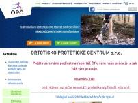 ORTOTICKO PROTETICKÉ CENTRUM s.r.o.