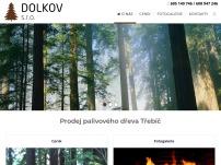 DOLKOV, s.r.o. – Prodej palivového dřeva