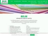 BELM – Papírny velkoobchod – Kancelářské potřeby