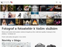 Vít Kovalčík - fotograf, fotoateliér