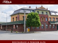 Restaurace a penzion Alfa
