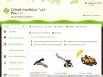 Zahradní technika Plzeň Princl.cz