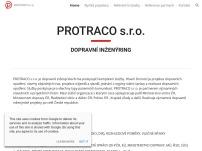DOPRAVNÍ ZNAČENÍ – PROTRACO s.r.o.