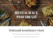 Restaurace Pod Hrází