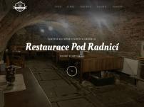 Restaurace Pod Radnicí