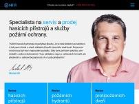 Michal Hill – servis a prodej hasicích přístrojů