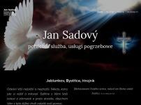 Pohřební služba – Jan Sadový