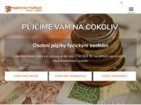 Servis financí Pavel Kubeš
