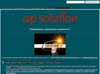 AP Solution - Adrián Podskľan