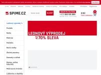 Spíme.cz – Postele, rošty, matrace přímo od výrobce