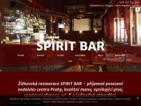 Restaurace Spirit Bar
