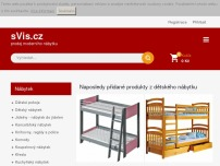 sVis.cz – prodej moderního nábytku