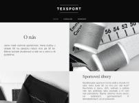 TEXSPORT, sportovní a jiné ošacení na míru