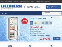 Topchlazeni.cz – LIEBHERR