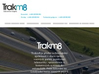 Trakm8 s.r.o.
