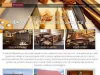 Truhlářství Štěpánek – nábytek na míru a dřevostavby na klíč