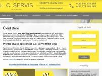 L.C. SERVIS – Úklid a protiskluzový systém