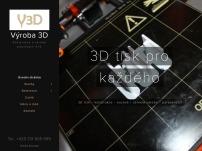 3D tisk – Tomáš Kocman