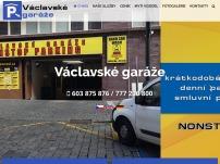 Václavské garáže, s.r.o.