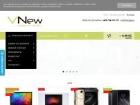VNew.cz – mobilní svět