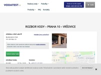 Vodatest.cz - Praha 10