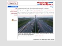 Vondraš Transport – Miroslav Vondraš