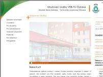 Ubytovací služby VŠB-TU Ostrava
