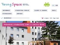 Studentské bydlení Young Space