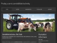 Prodej a servis zemědělské techniky – Petr Trpák