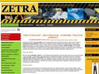 ZETRA - pracovní oděvy s.r.o.